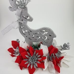 Holiday Decor Home Centerpiece Accent Christmas